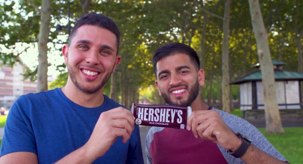 Ahmad Atieh and Mustafa Hussain